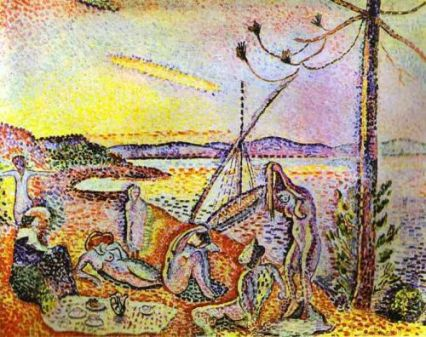 Lusso, calma, voluttà - Matisse