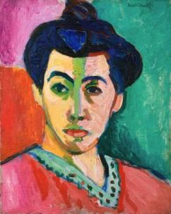 """Madame Matisse"""