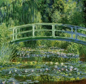 monet ponte giverny