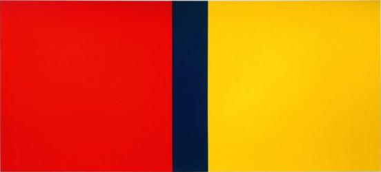 """""""Chi ha paura del rosso, giallo e blu IV"""""""