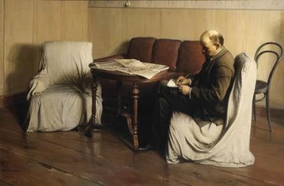 """""""Lenin all'Istituto Smol'nyj"""", Brodskij"""