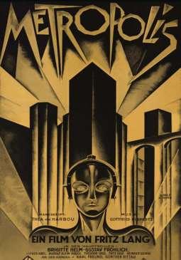 """""""Metropolis"""" locandina"""