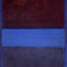 """""""N. 61"""", Rothko"""