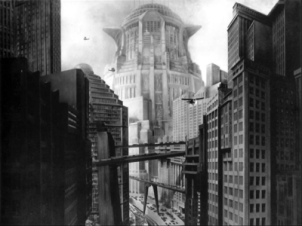 """""""Metropolis"""" F. Lang"""