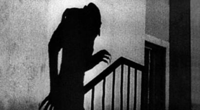 """""""Nosferatu"""" F.W. Murnau"""