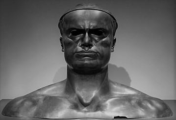 """""""Busto di Mussolini"""""""