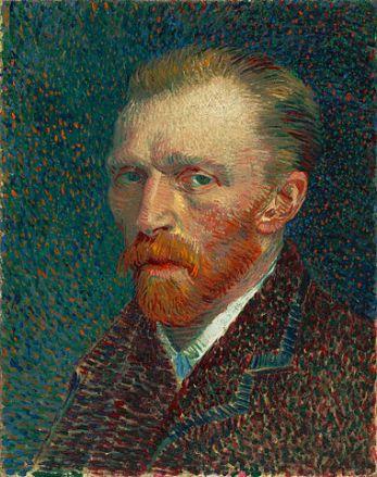 Van Gogh ritratto 1887