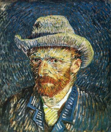 Van Gogh ritratto 87
