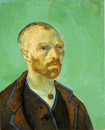 Van Gogh ritratto