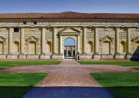 Palazzo Te Giulio Romano