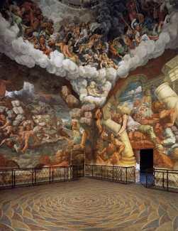 Sala dei giganti Palazzo Te