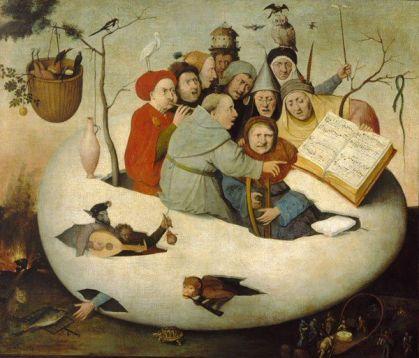 Concerto nell'uovo Bosch