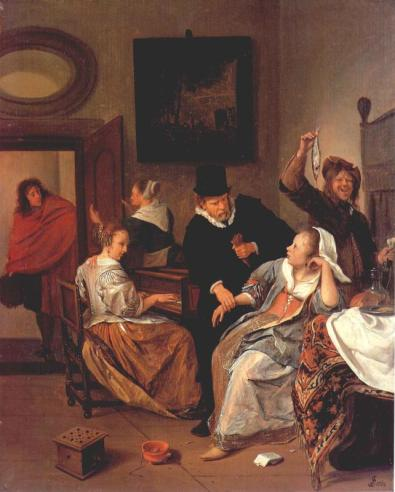 Jan Steen aringa