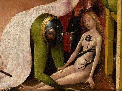 Specchio Inferno musicale Bosch
