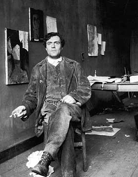 Amedeo Modigliani foto