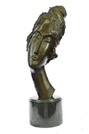 Modigliani bronzo