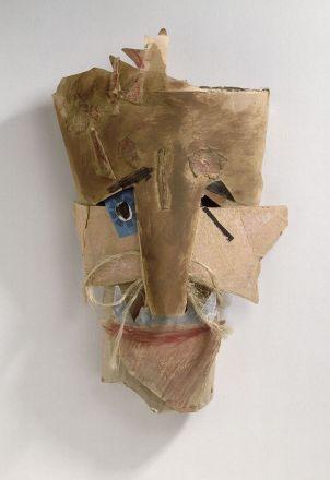 marcel janco maschera